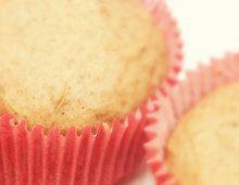 Cozinhando e engordando: muffin de canela com chocolate