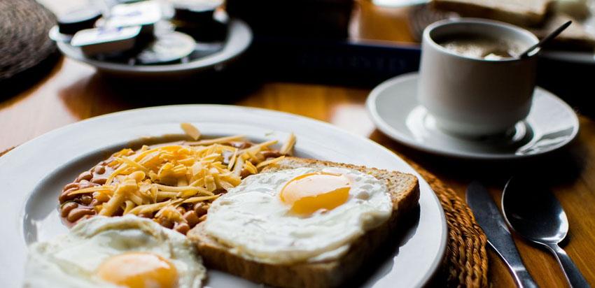 Uma pequena lista de coisas que me fazem bem - café da manhã